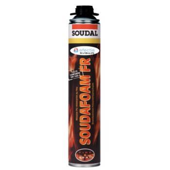 Mousse polyuréthane coupe- feu SOUDAFOAM
