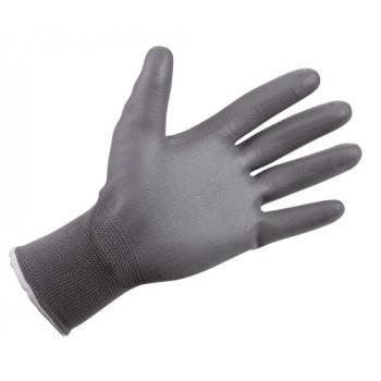 Gants polyamide tricoté gris BANNEC
