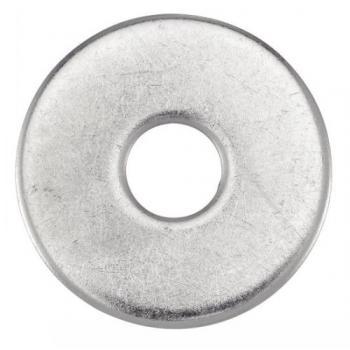 Rondelles plates extra large LLu inox A2