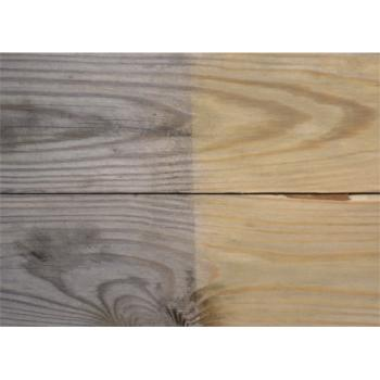 Nettoyant dégriseur bois
