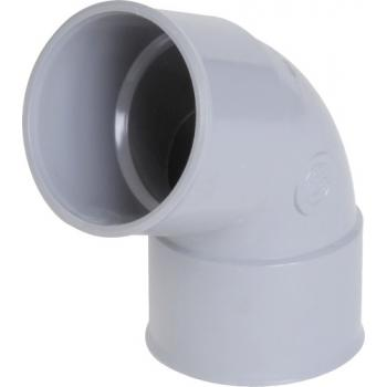 Coude PVC 67° 30 F/F