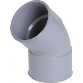 Coude PVC 45° F/F