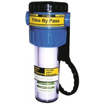 Filtre antitartre compact 2 en 1 spécial ballon électrique