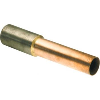 Manchette d'assemblage cuivre / acier pour gaz naturel
