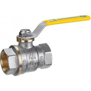 Vanne gaz à sphère carré F/F dado R950