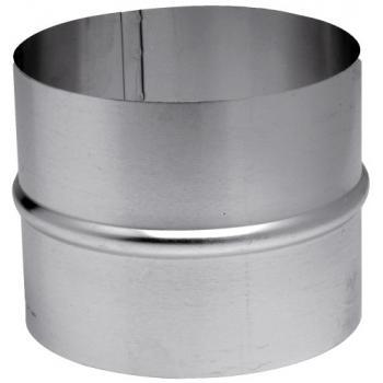 Raccord aluminium pour gaine de ventilation