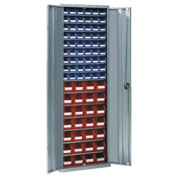 Armoires d atelier métallique 15 étagères équipées FSCH/15