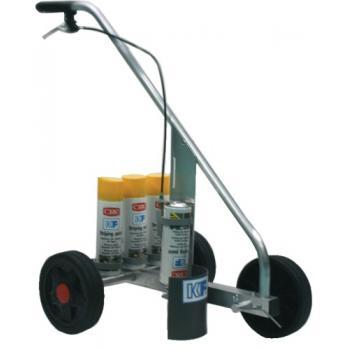 Chariot de traçage Standard Stripping Machine 3 roues