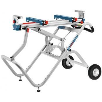 Table de travail sur roues pour scie à onglets Bosch - GTA 2500W Bosch