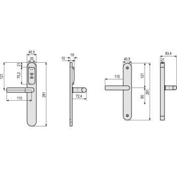 Garniture Smartair version évolutive