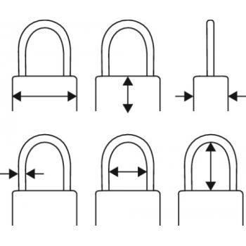 Cadenas à code en zamak - type 158