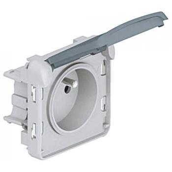 Interrupteur temporisé Plexo composable