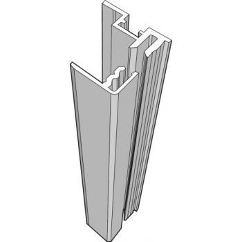 Profil pour miroir épaisseur 4 et 6 mm