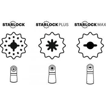 Lame de scie E-Cut Long-Life BIM StarlockMax