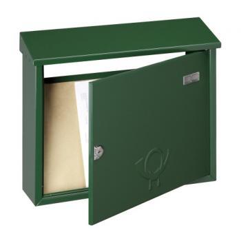 Boîte aux lettres d'extérieur Bretagne - L 400 x H 320 x P 100 mm