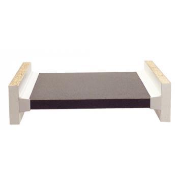 Profils pour tablette - Kit Fixtab 950 pour tablette de largeur max. 500 mm
