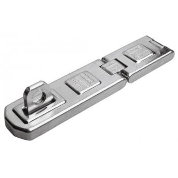 Porte-cadenas à double articulation en acier type 100
