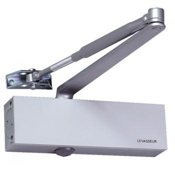Ferme-porte complet bras compas HL 100 force 4