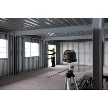 Niveau laser rotatif intérieur/extérieur Vert RLHVPW