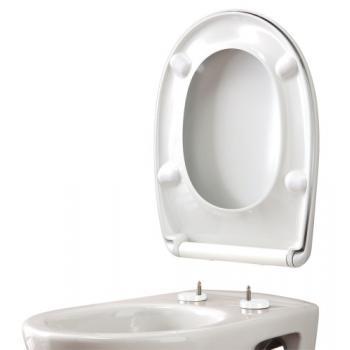 Abattant WC déclipsable Spot Confort 2