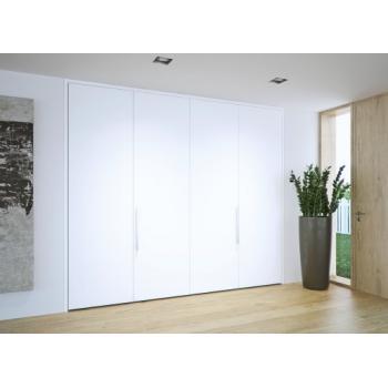 Garnitures pour portes escamotables pliantes en bois de 25 kg - Folding Concepta 25