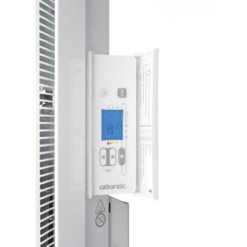 Radiateur électrique chaleur douce Nirvana digital vertical