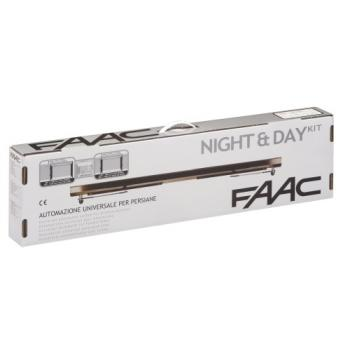Kit Night one Day Senso radio pour volets battants