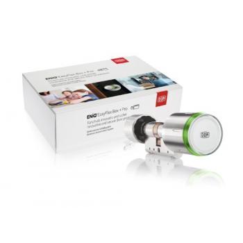 Cylindres doubles à bouton électroniques à transpondeur EasyFlex Box Pro