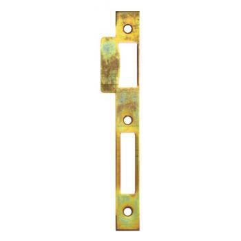 Serrures à larder pêne demi-tour et pêne dormant à cylindre - Têtière bouts carrés - D455