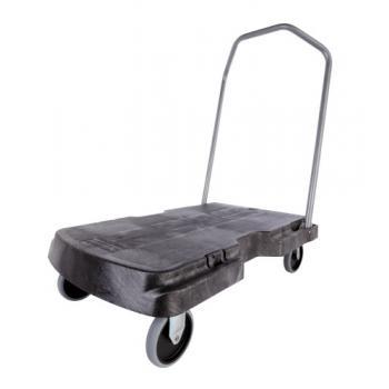 Chariot de manutention à dossier rabattable 181 kg