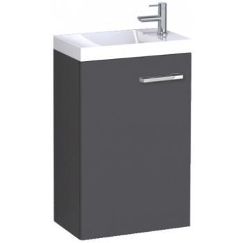 Meuble lave-mains suspendu Palerme 40 cm