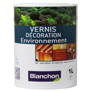 Vernis bois Décoration Environnement sans odeur