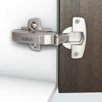 Charnières invisibles 110° amortisseur intégré - Sensys 8645i
