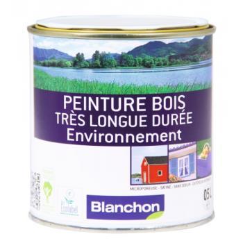 Peinture microporeuse bois très longue durée environnement