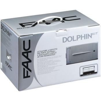 Automatisme Dolphin - kit à moteur D 600/24 volts pour portes de garages