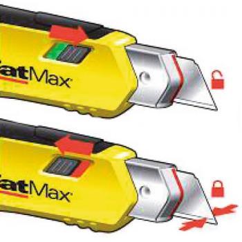 Cutters à lame de 18 mm - FatMax