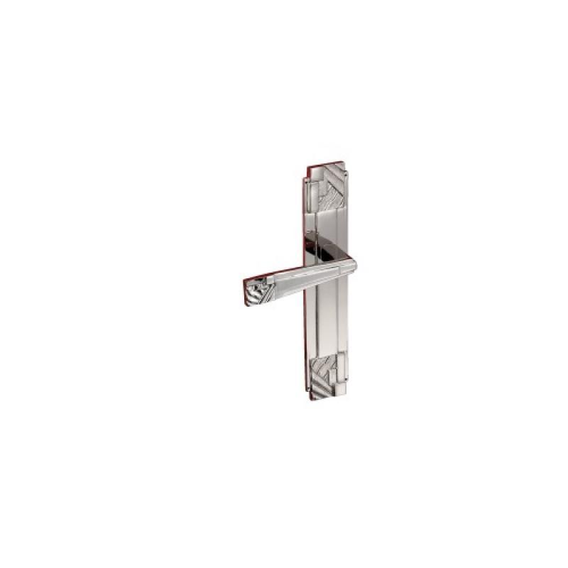 Porte Garniture laiton style Art Déco 13-1b-as