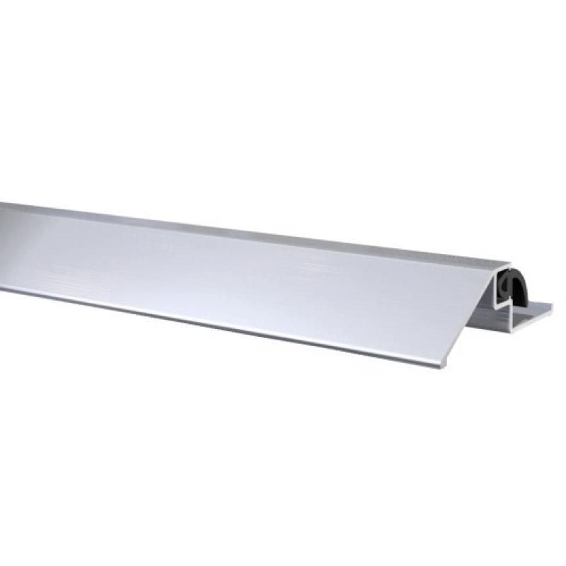 Seuil De Porte Aluminium à La Suisse En 50 X 15 Mm Avec