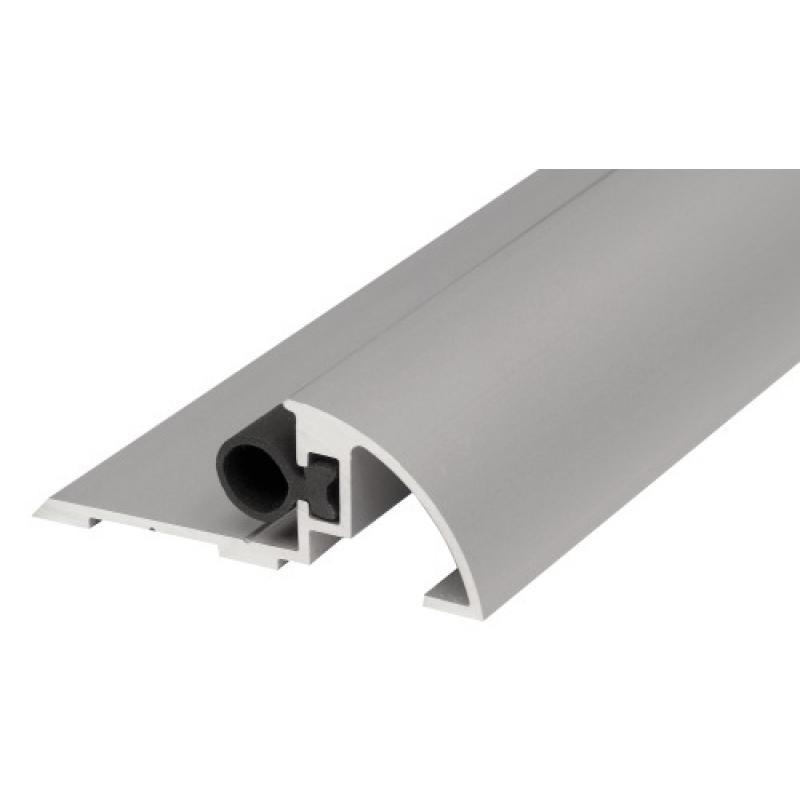Seuil De Porte Aluminium à La Suisse Longueur 1000 Mm Avec