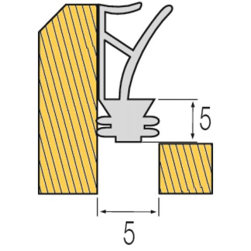 Joints Silicone Pour Fenêtres Et Portes Ouvrant Sur Lextérieur