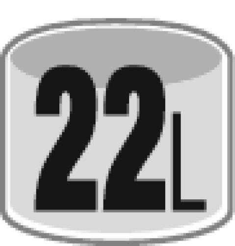 Aspirateur eau et poussières cuve synthétique NT 22/1L