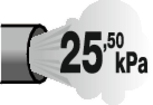 Aspirateur eau et poussières cuve polypropylène Jet 100 P