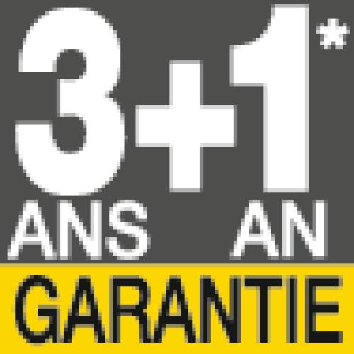 garantie 3+1 an