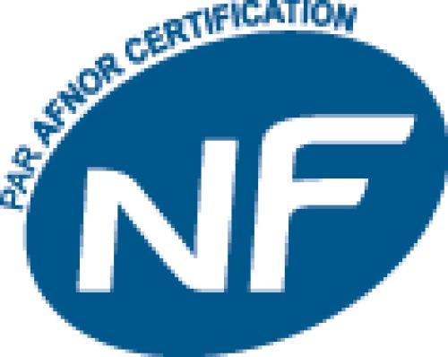 Serrure à larder de sûreté NF type Lern axe à 50 mm clé L variée