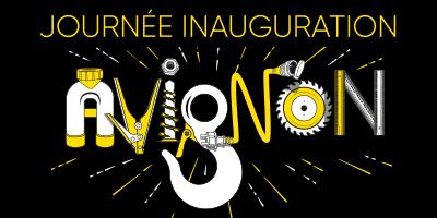Inauguration du point de vente d'Avignon