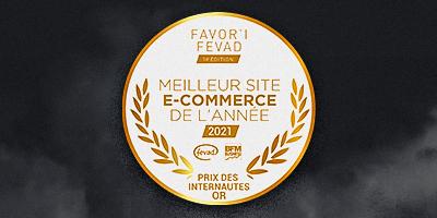 Legallais.com : Meilleur site e-commerce de l'année 2021 !