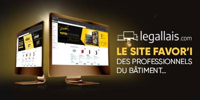 Legallais.com : Meilleur site e-commerce de l'année 2020 !