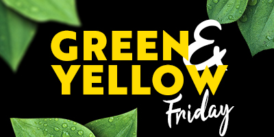 Green & Yellow Friday