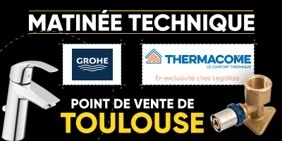 Matinée Technique au point de vente de Toulouse