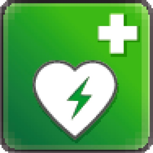 Défibrillateur semi-automatique Saver one